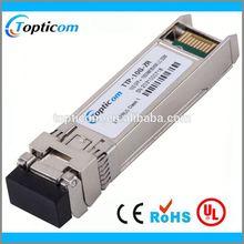 China factory direct selling nice price DWDM 10G SFP+ Transceiver 80Km 10g cisco dwdm sfp transceiver