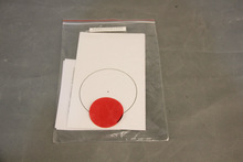 Circle materials to explore related position/maths set