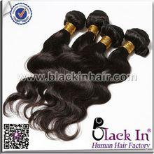 100% Full Cuticle Unprocessed Virgin indian hair industries