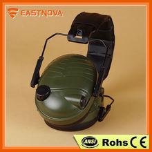 EASTNOVA EM025 Low Profile Electronic Sound Proof Cute Earmuff