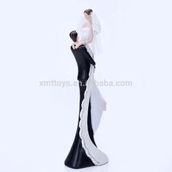 Resin sculpture for wedding