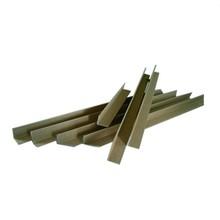 Moisture resisitant paper fringe plate for packing