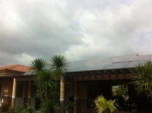 Solar system for home 100KW grid tie solar power system
