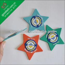 Soft Promotion Gift High Quality Custom pvc fridge magnet