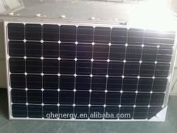 solar panel monocrystalline 250 for South Africa
