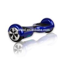 Dragonmen hotwheel self balancing unicycle, 2012 new design 3 wheel scooter (with rear brake)