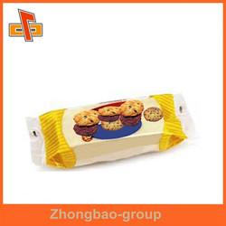 manufaturers food packaging heat seal food grade biscuit bag make in China