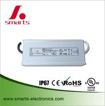 100W power led driver 90-135V dc adapter 220V AC