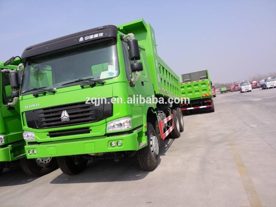 Howo Tipper Truck Dubai