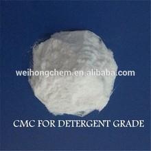 líquido detergente de lavandería de sodio grado cmc