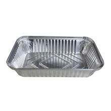 disposable aluminum foil container bento box