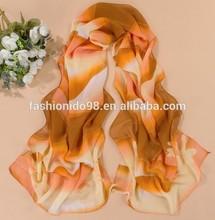 Chiffon Scarves, Lady Scarves, 2012 New Design Scarves