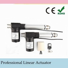 Boat,Car,Electric Bicycle,Fan,Home Appliance,door open Usage and Gear Motor Type 12V DC Electric Linear Actuators For TV Lifting