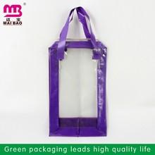high quality promise custom pvc mesh bag