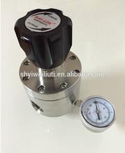 régulateur de valve de contrôle de la pression d'air d'écoulement de la masse