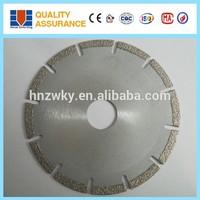 High quality diamond saw blade for agate cutting