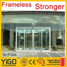 Factory price of aluminium structural glazing
