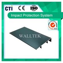 skirting board cover for floor edge (DSB-80/11D)