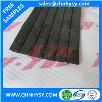 ROHS door and window strip with U profile RUBBER sealing