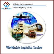 Sea Freight Logistics from Shanghai to JORDAN