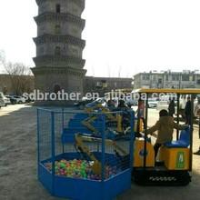 New design kids ride on excavator toys