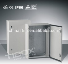 TIBOX mcb type metal distribution box have high quality