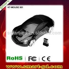 Promotion mfga oem mouse car Wireless Mouse wholesale
