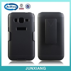 Alibaba express cell phone kickstand holster case cover for Samsung galaxy g360