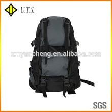 black rucksack backpack bag hiking & hydration use