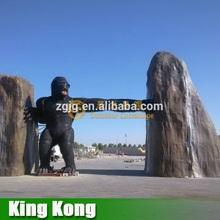 Huge size Animatronic King Kong