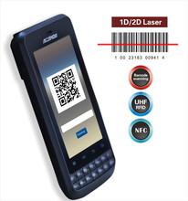 handheld terminal barcode scanner,RFID, wifi, 3G, GPS