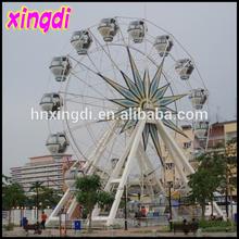 2015 hot sale 52 meter amusement park rides Ferris Wheel