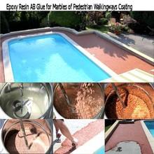 Epoxy Resin for Pebble Stone