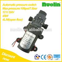 100 psi 12 volt water pump