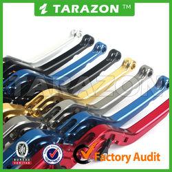 Tarazon brand hot sale CNC aluminum alloy long folding brake clutch lever