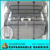Easy Installing Dog Security Portable Pet Barrier Car