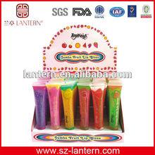 Lantern topping brand wholesale kids natural lip cream lip gloss