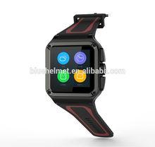MTK mobile partner health tracker watch phone smart watch bluetooth