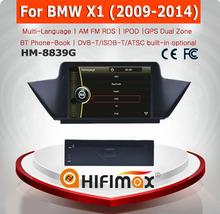 HIFIMAX Original car menu Car DVD GPS For BMW X1 2009-2014