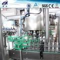 alta qualidade de cidra garrafa de enchimento máquinas