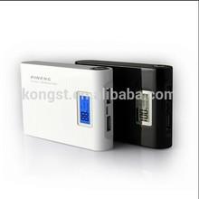10400mAh external dual usb portable mobile power bank charger/mobile charger 10400mAh/Battery charger 10400mAh