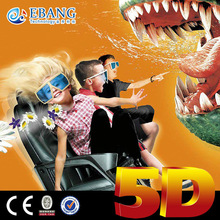 Vivid effect and strong impact 3d 4d 5d 7d 9d cinema simulator