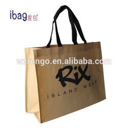 Reusable shopping bags with logo , Cheap Non Woven Bag
