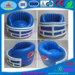 PVC Inflatable Pesi Helmet Sofa Inflatable Pesi Football Helmet Chair