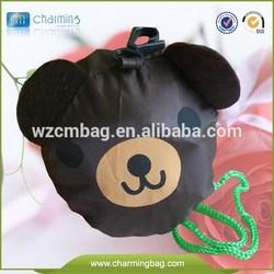 2015 new promotional Foldable Shopping Bag & Reusable Polyester Bag