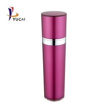 cosmetic packaging right angle red bottle 30/50/120ml lotion tottle