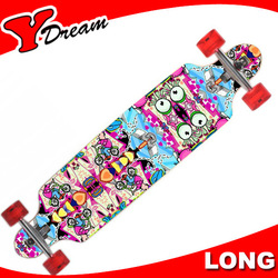 Canadian Maple Downhill sector 9 longboard skateboards With Kick Tails