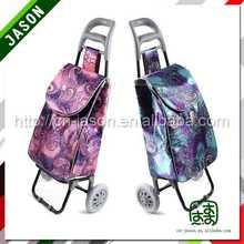 folding shopping cart plain jewelry travel bag
