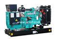 un 50 kva générateur à aimant permanent avec moteur cummins