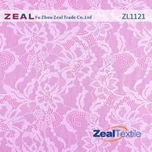 nylon super jacquard lace fabric